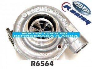 TURBO R6564 (Consultar Modelo de Caracol Quente Antes da Compra)