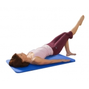 Colchonete Eva Tapete Yoga Academia Fitness 100X50X1 CM AZUL