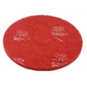 Disco de Limpeza Vermelho 510 mm Bettanin para enceradeira Industrial