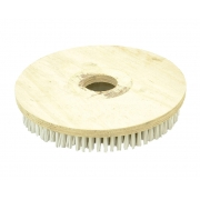Escova Em NYLON 510 mm SEM Flange Para Enceradeira BRALIMPIA, Romher, Eletrolux, Deep Clean, Fort Clean, Starmix