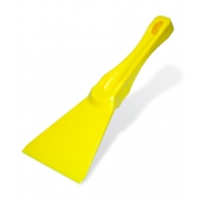 Espátula Amarela Uso Geral  100mm   Bralímpia