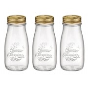 Kit 3 Garrafas Quattro Stagioni 400 ml COM Tampa Original
