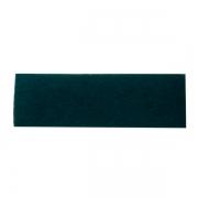 Pacote com 10 Fibras de Limpeza Pesada Verde Para Suporte LT 41x13 cm