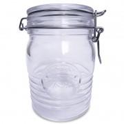 Pote de Vidro Hermético Officina 750 ml – Feito na Itália
