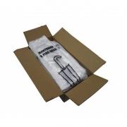 Refil Saco Embalador de Guarda-Chuva Com GRAVAÇÃO Com 1000 Unidades