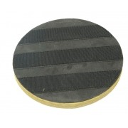 Suporte Fixador Com Velcro Para Discos de Limpeza e Polimento SEM Flange 270 mm Para Enceradeiras CLEANER, Allclean, Bandeirantes Entre Outras