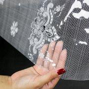 Toalha de mesa plástica 1,38X1,38 Metros Diamante Estampa PROVENCE