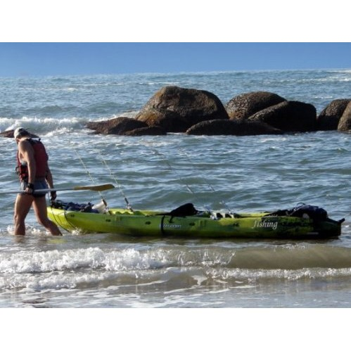 Caiaque Brudden Explorer Fishing Up Pesca