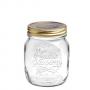 Pote de Vidro Quattro Stagioni 700 ml Para Conservas e Afins COM Tampa Original