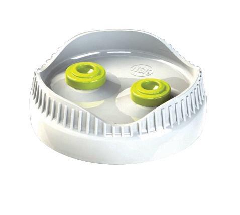 Bico Com 2 Furos e Válvula Nsf Para Porcionador Portion Pal 710 ml