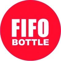 Bico Com Escova de Silicone Usado Nas Bisnagas FIFO Bootle Canadá Original