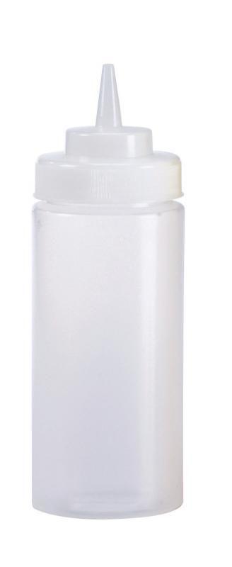 Bisnaga Para Molhos e Caldas Com Bico de PRECISÃO 355 ml
