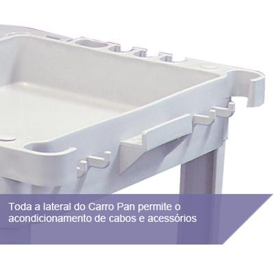 CARRO FUNCIONAL PAN-AMÉRICA CF200P Bralimpia