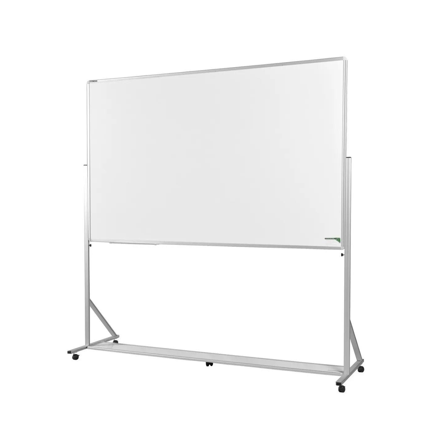 Cavalete Porta Quadro 120x90 cm Alumínio Luxo com Quadro Branco Incluso - Souza 2408