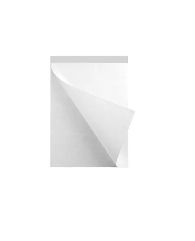 Conj. Cavalete Flip Chart Porta Bloco Compacto Quadro Branco Estrutura Cor Mogno c/ Suporte Para Canetas 2515 Souza + Bloco Flip Chart 50 Folhas