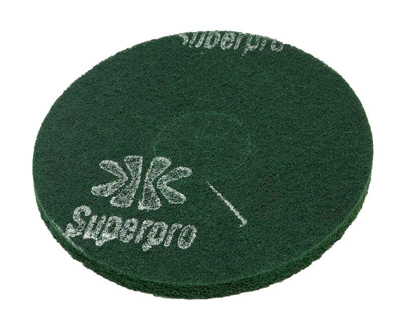 Disco de Limpeza Verde 300 mm Bettanin para enceradeira Industrial