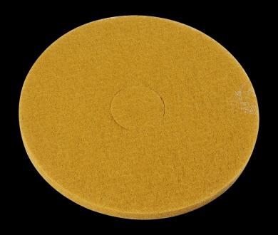 Disco Polidor Amarelo 410 mm Bettanin para Polidora Industrial
