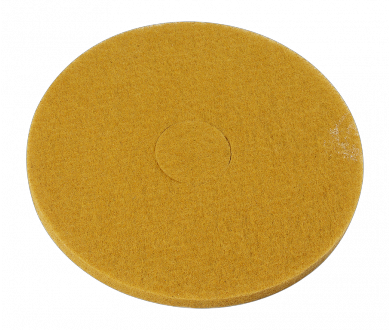 Disco Polidor Amarelo 510 mm Bettanin para Polidora Industrial