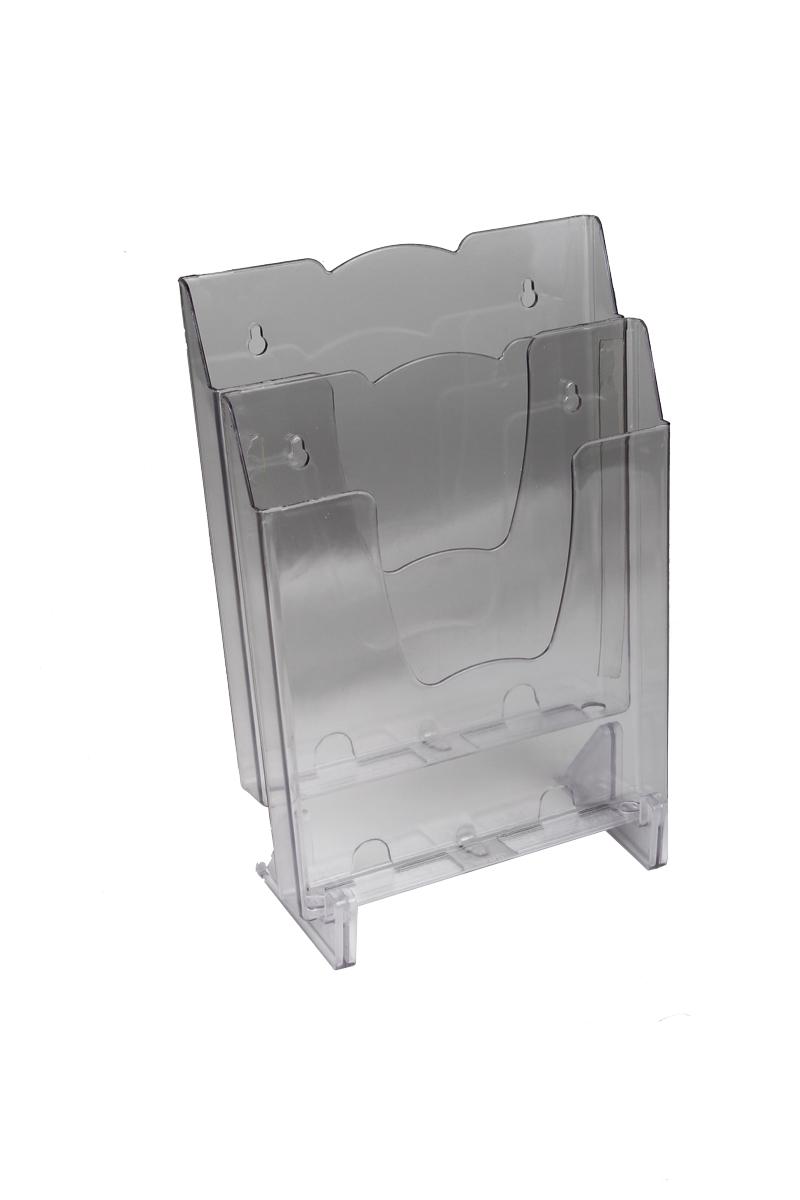 Display Organizador Duplo Cristal