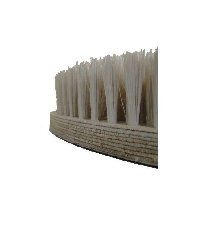 Escova de PELO 270 mm SEM Flange Para Enceradeira CLEANER. Allclean e Bandeirantes Entre Outras