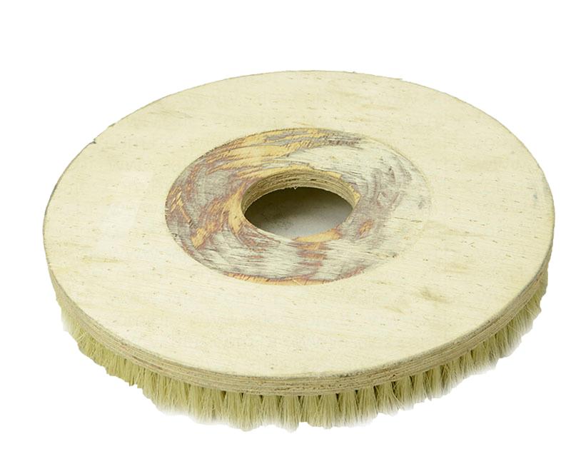 Escova de Pelo SEM flange 410 mm para enceradeira Cleaner
