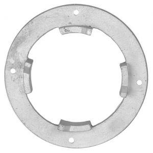 Escova NYLON 410 mm COM Flange Para Enceradeiras CERTEC, Mebal e Lemarte Entre Outras