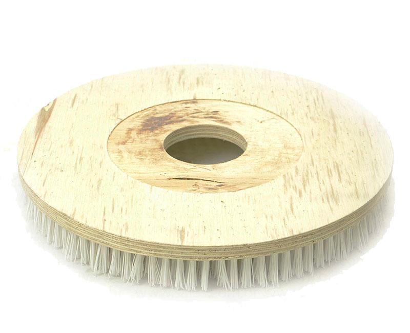 Escova Nylon SEM flange 410 mm para enceradeira Cleaner