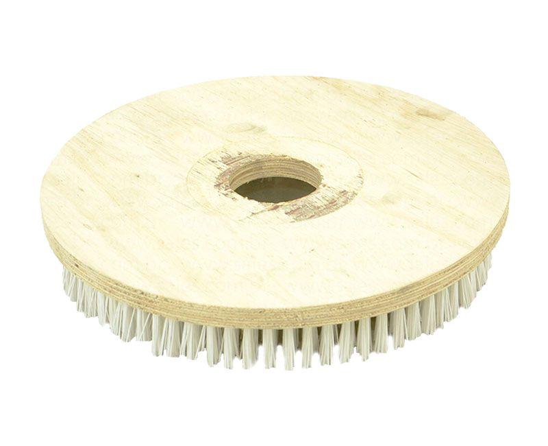Escova NYLON 510 mm SEM Flange Para Enceradeiras CERTEC. Mebal e Lemarte Entre Outras