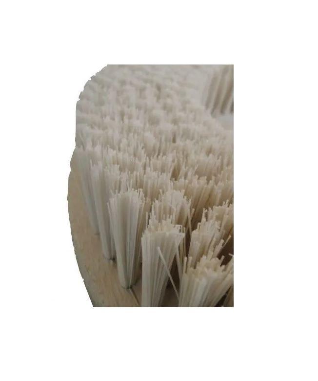 Escova Para CARPETES E TAPETES 410 mm SEM Flange Para Enceradeiras CLEANER. Allclean e Bandeirantes Entre Outras