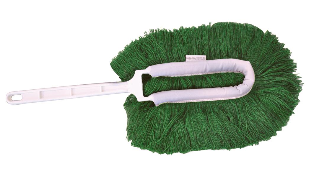 ESPANADOR Eletrostático BRALIMPIA Verde EE605