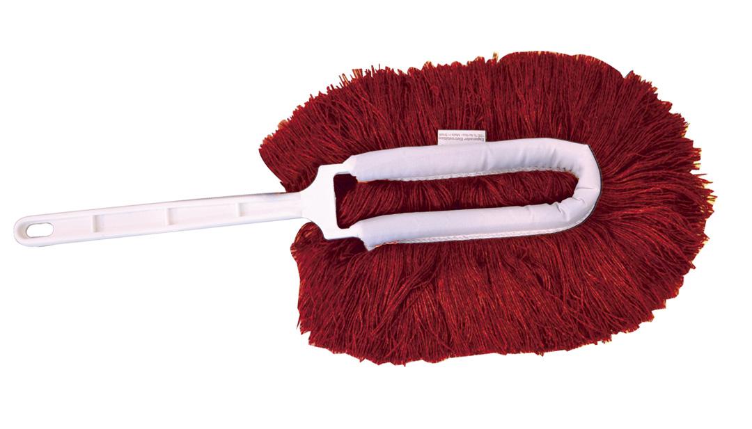 Espanador Eletrostático Bralimpia Vermelho EE605