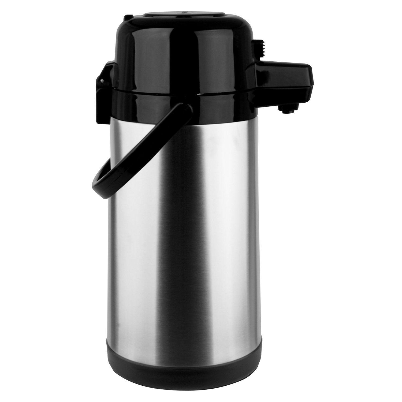 Garrafa Térmica Aço Inox Pressão 2,5 L Termopro