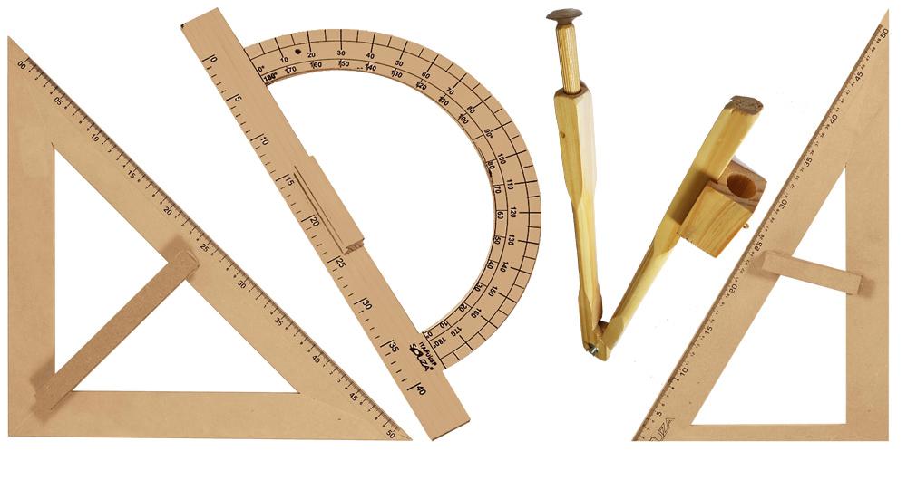 Kit Geométrico do Professor Mdf/Pinus SEM Régua e Com 1 Esquadro Em MDF 45 Graus + 1 Esquadro Em MDF 30/60 Graus + 1 Transferidor Em MDF 180 Graus + 1 Compasso Para Quadro Branco Em Pinus 40 cm SOUZA