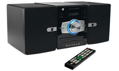 Micro System com DVD DZ-65838 DAZZ