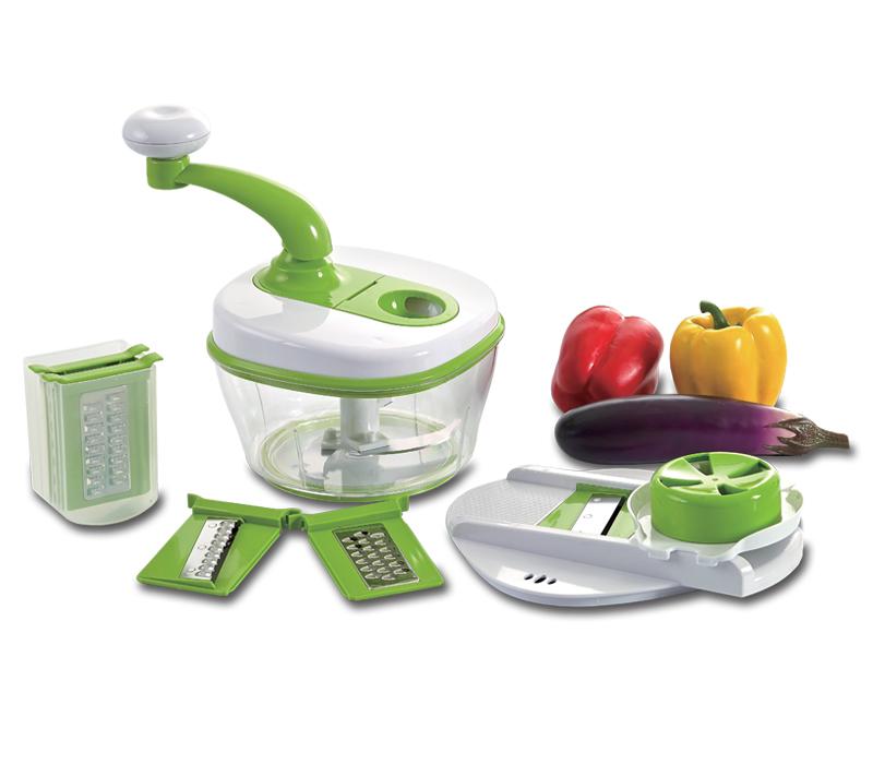 Processador de Alimentos e Legumes