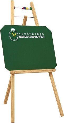Quadro Verde Infantil Com Cavalete 48X50 cm (Quadro) 100 cm (Altura) 7002