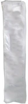 Refil Saco Embalador de Guarda-Chuva SEM GRAVAÇÃO Com 1000 Unidades Para Ser Usado No Suporte Inox Embalador 42590