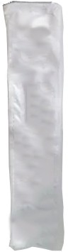 Suporte Inox p/ Embalar Guarda-Chuva c/ 1000 Sacos Plásticos