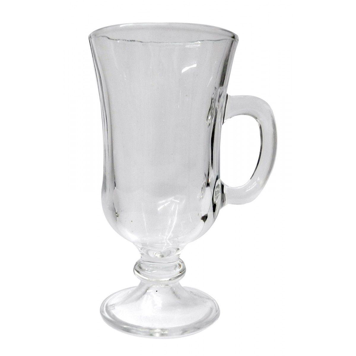 TAÇA CANECA IRISH COFFEE 130 ML