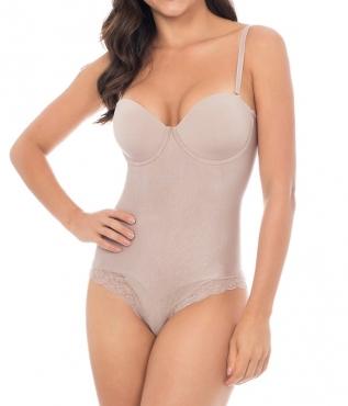 Body 60420 Silk Detalhe Renda (plie)