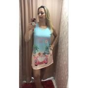 CAMISÃO REGATA 5854 CACHORRO LUA CHEIA