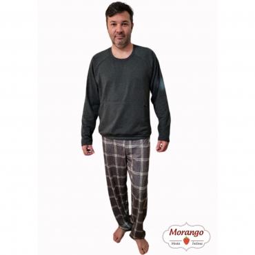 Pijama 2003 Pai E E Filho Xadrez