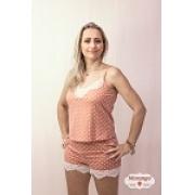 Short Doll 1167 AlÇa Fina Poa