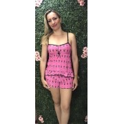 Short Doll 5059 Nicole Estampado