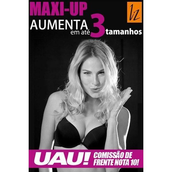 Sutiã 51384 Taça B Maxi Up