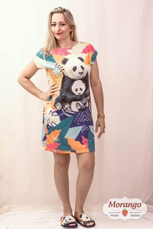 Camisao 1024 Sublimado Panda
