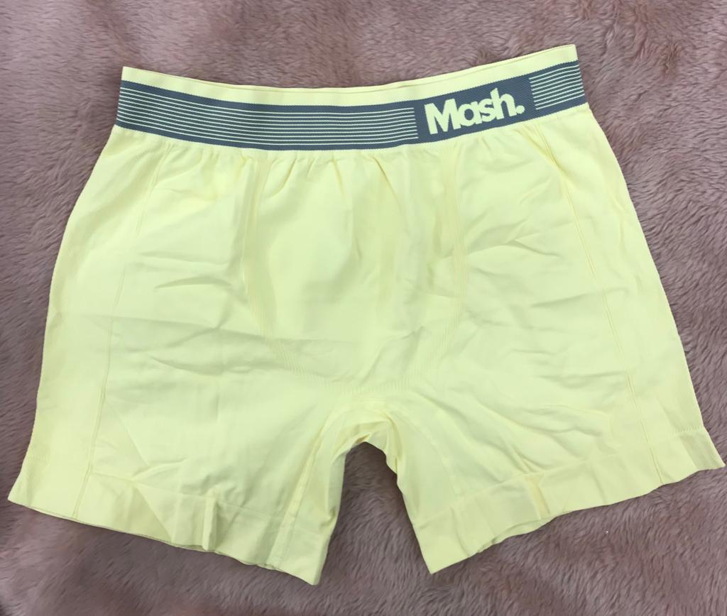 Cueca Boxer 710.01sem Costura Microfibra