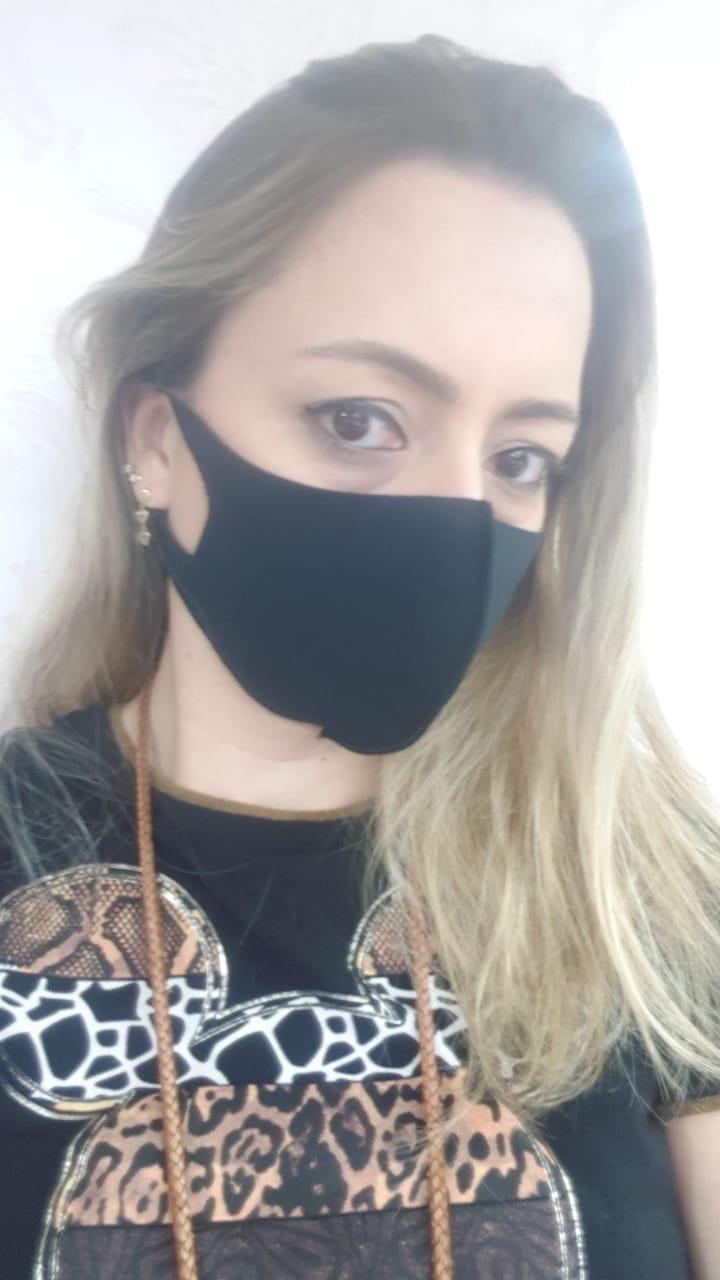 Mascara Neoprene (Morango)