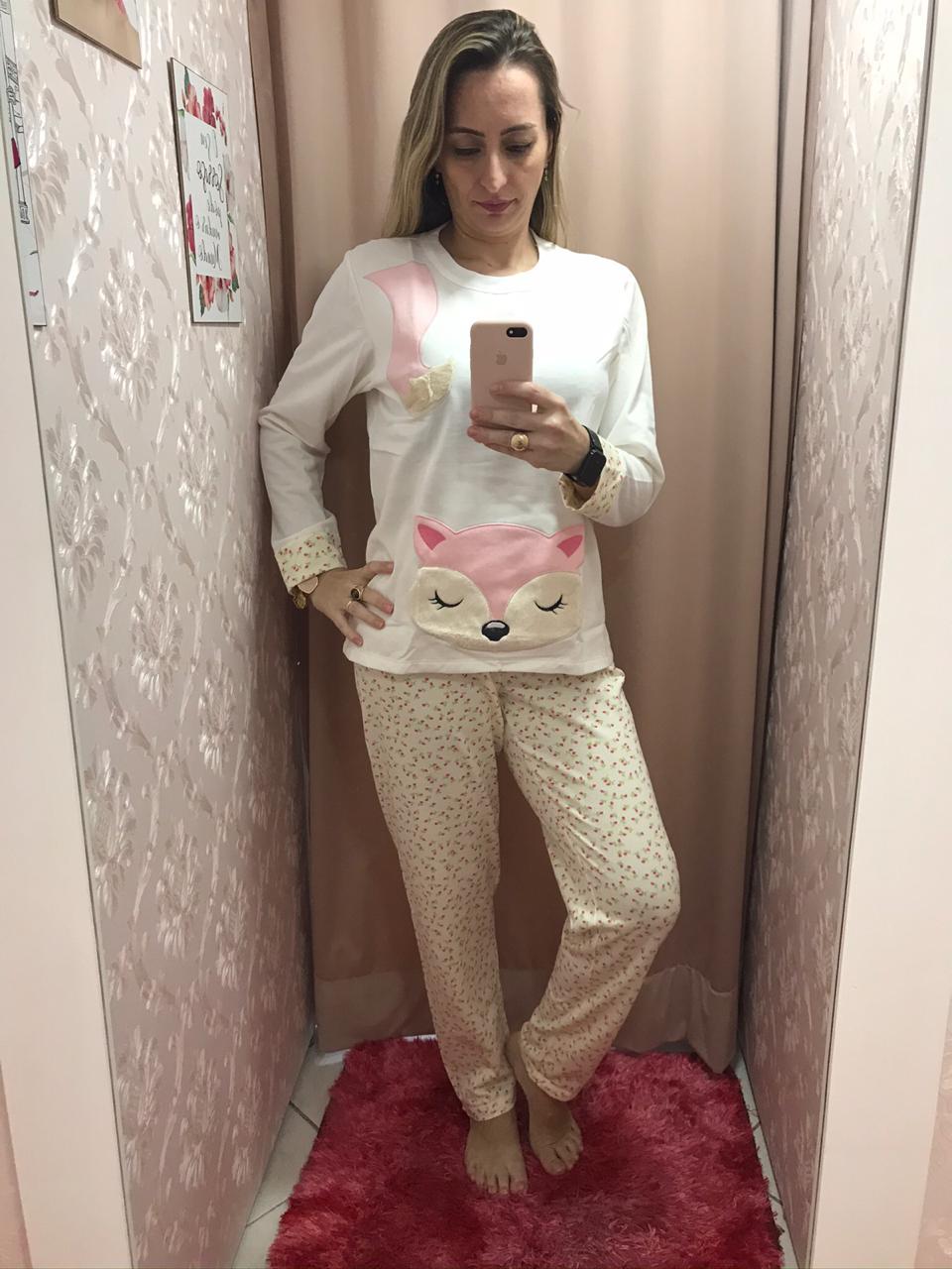 Pijama 0995 Raposa (lua Cheia)