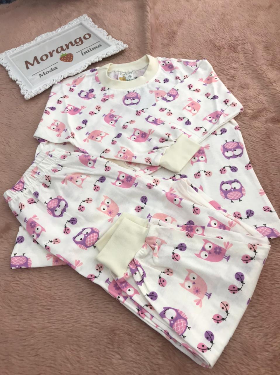 Pijama 3034/3035 Infantil